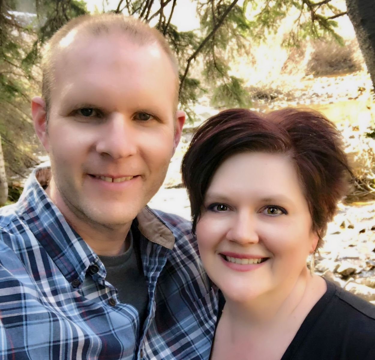 Husband and Wife Massage Team